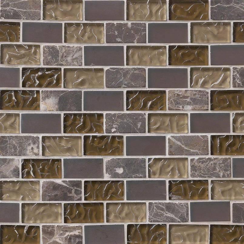 Sonoma Blend 1X2X8MM Mosaic
