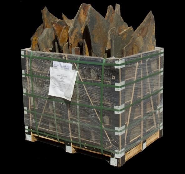 Random Natural Stone Flagstone - CHINA MULTI COLOR