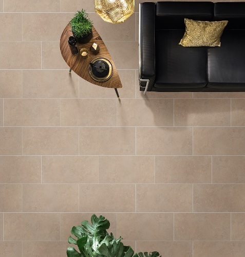 Travertino Beige 18x18 Matte