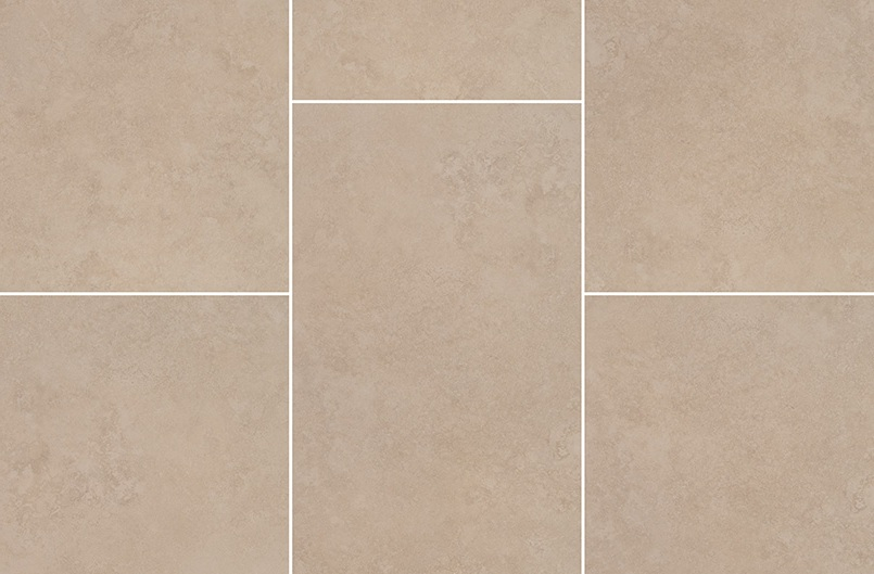 Travertino Beige 12X12 Matte