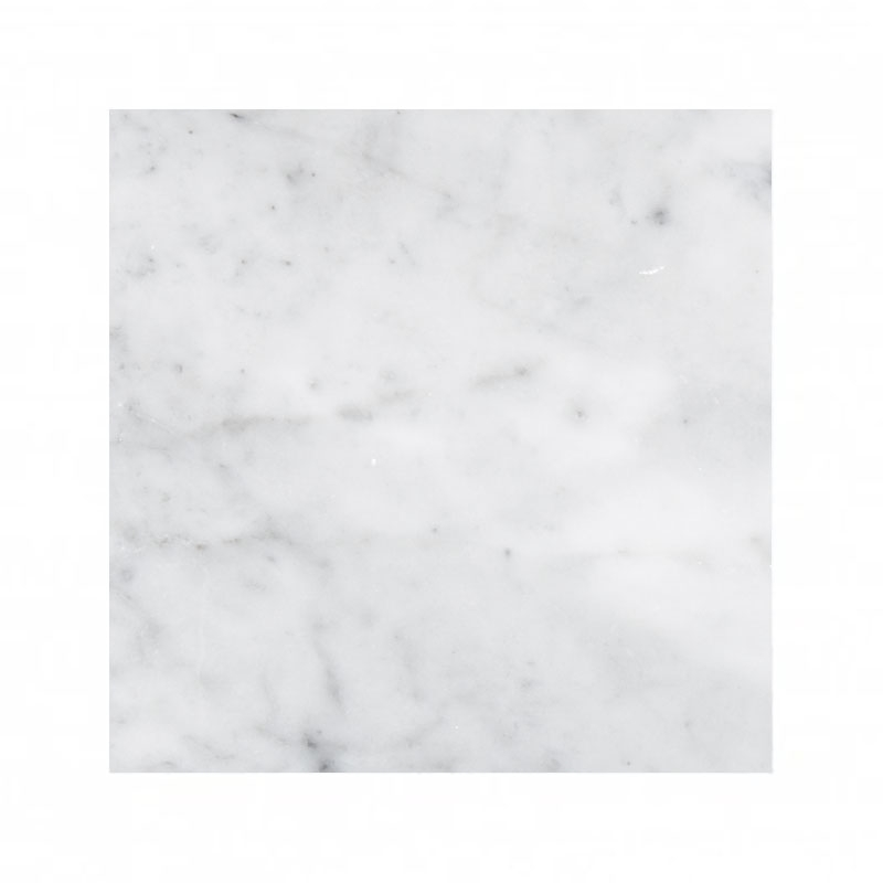 Carrara White 18X18 Polished
