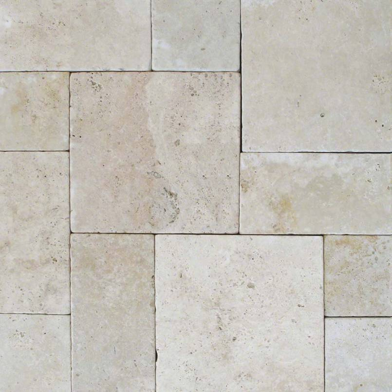 Tuscany Beige 3CM French Pattern Pavers