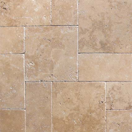 Tuscany Chocolade 3CM French Pattern Pavers