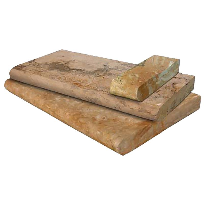 Tuscany Porcini 16x24 5CM Pool Coping