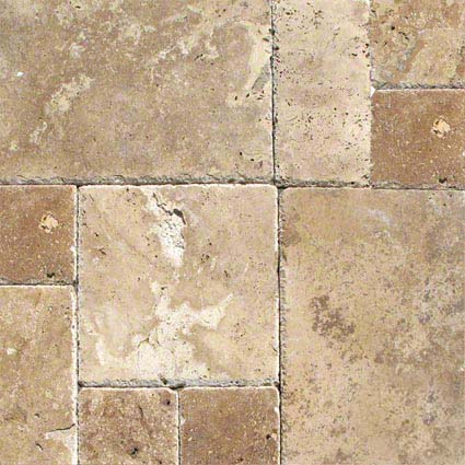Tuscany Chateaux French Pattern Travertine