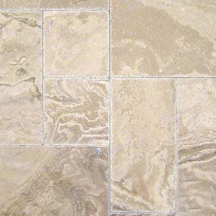 Tuscany Walnut Onyx French Pattern 16 Sqft/Kit HUFC