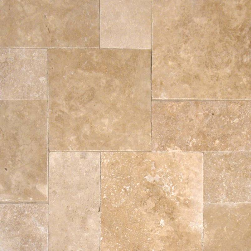 Tuscany Walnut 3CM French Pattern Pavers