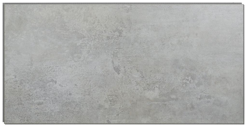 Trecanto Mountain Gray 12x24 Stone Look LVT