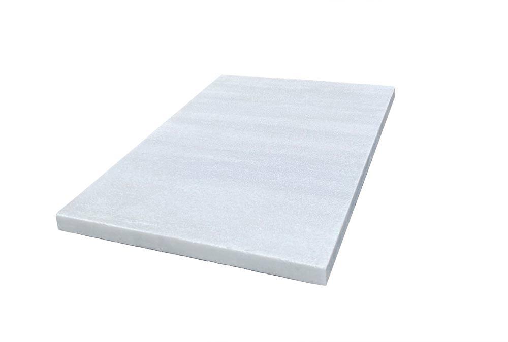 Hydra White 16X24 3CM Marble Paver