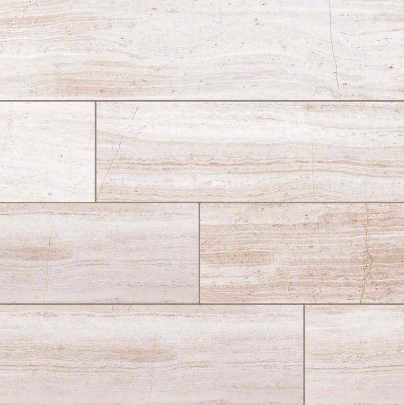 White Oak 12X24 Honed Marble