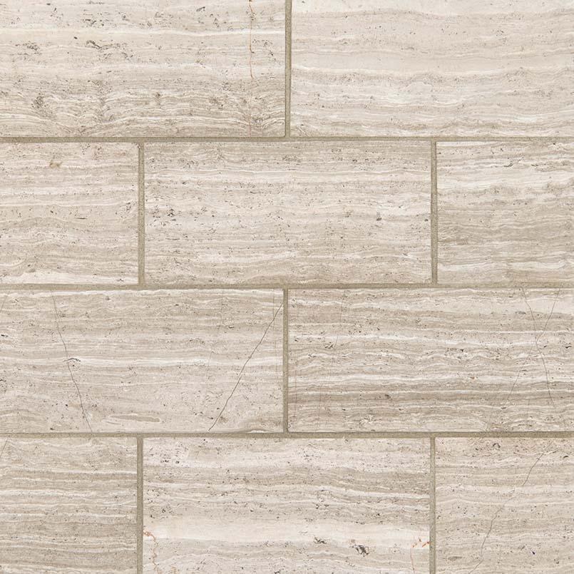White Oak 2x4 Polished Brick